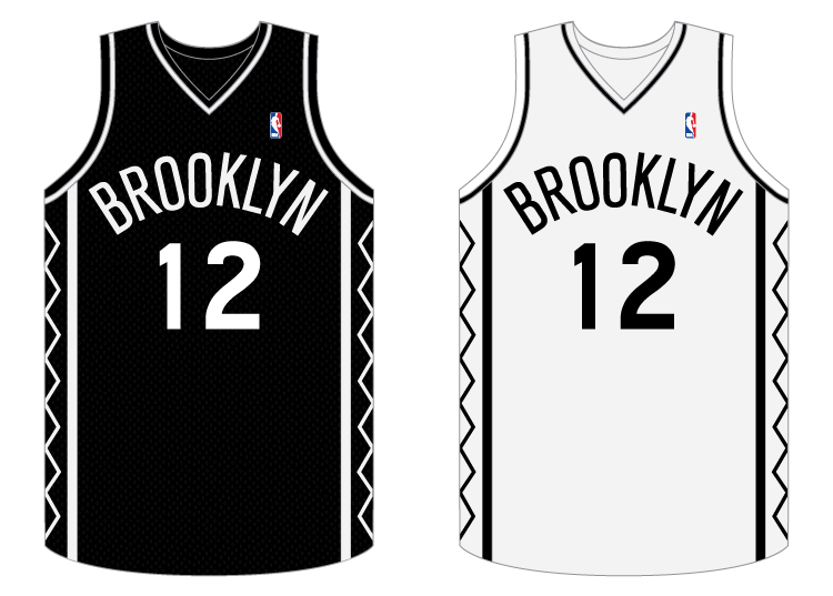 Brooklyn Nets jerseys