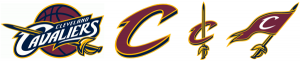 Cleveland Cavaliers current logos