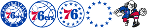 Philadelphia 76ers current logos