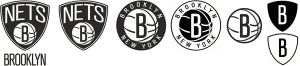 Brooklyn Nets current logos