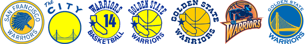 San Francisco Golden State Warriors logo history