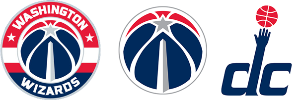 Washington Wizards current logos