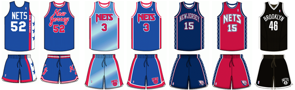 huge discount ce886 64db5 Brooklyn Nets – Bluelefant