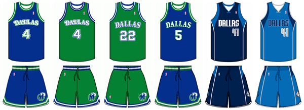 separation shoes 0f1db d072b Dallas Mavericks – Bluelefant