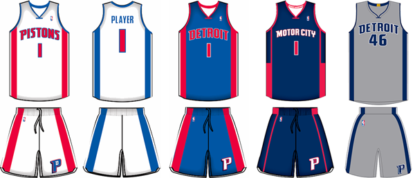 pretty nice a9652 7161d Detroit Pistons – Bluelefant