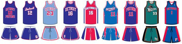 pretty nice 8f96b 91ae6 Detroit Pistons – Bluelefant