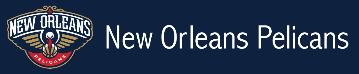 New Orleans Pelicans Bluelefant
