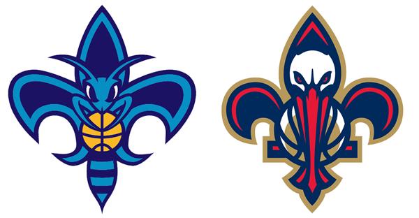 New Orleans Hornets Fleur De Bee New Orleans Pelicans Bird