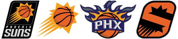 Phoenix Suns Bluelefant