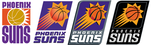 Introduction & Saison 2018/2019 Phoenix-Suns-logo-history