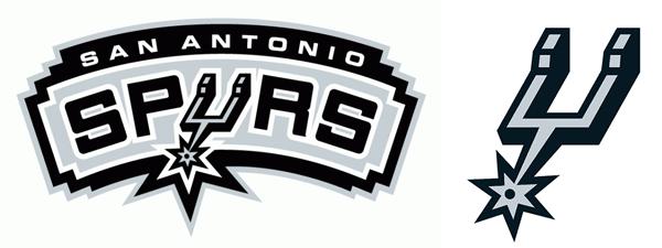 San Antonio Spurs Current Logos