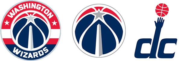 b793b8db0 Washington Wizards current logos