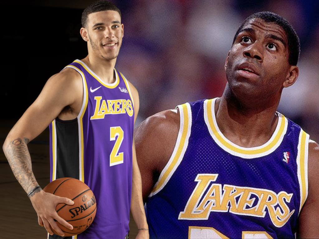Lakers Go Retro with New Uniforms | Bluelefant